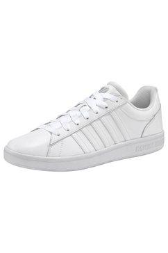 k-swiss sneakers »court winston m« wit