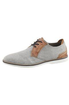bugatti veterschoenen grijs