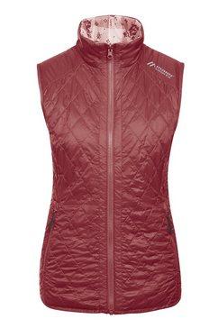 maier sports bodywarmer »carp vest w« rood