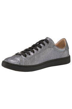 ugg sneakers »milo glitter« zilver