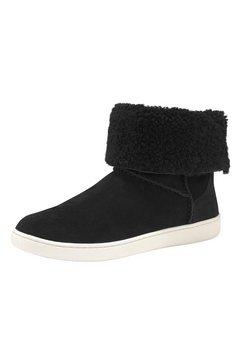 ugg laarzen zonder sluiting »mika classic sneaker« zwart
