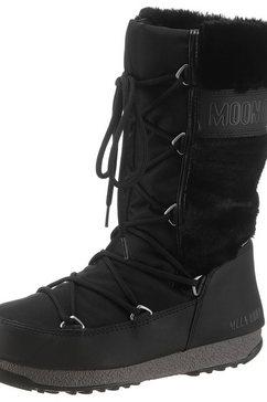 moonboot snowboots zwart