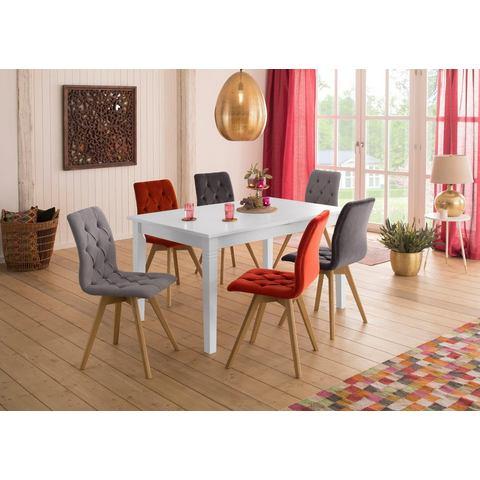 Home affaire eettafel Danuta in 3 verschillende kleuren en afmetingen, uittrekbaar.