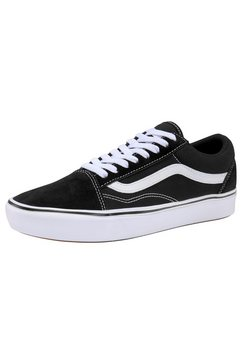 vans sneakers »comfycush old skool« zwart