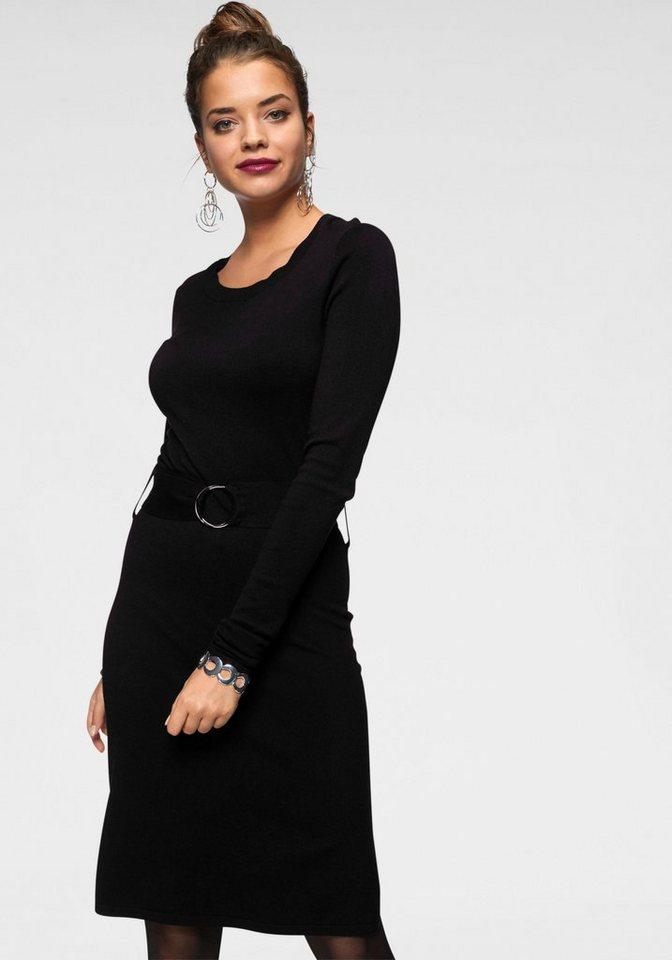 Vero Moda tricotjurk SIDSE zwart