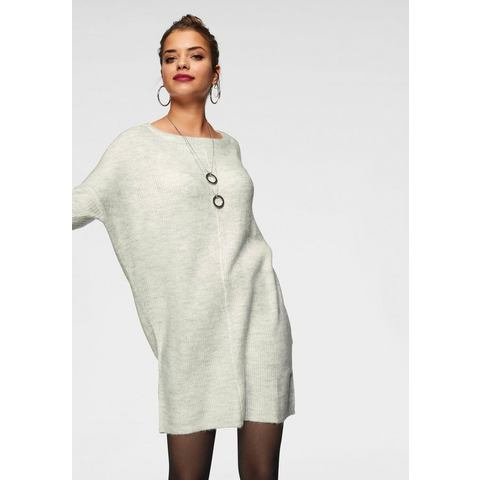 ONLY tricotjurk MIRAMAR grijs