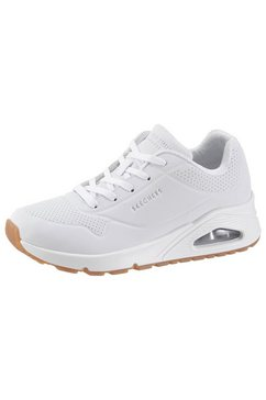 skechers sneakers »street vn - stand on air« wit