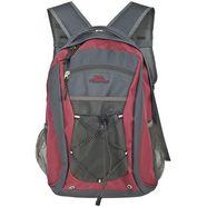 trespass dagrugzak »neroli rucksack 28 liter« rood