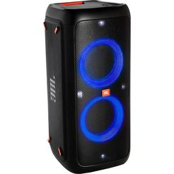 jbl »partybox 300« party-luidspreker (bluetooth) zwart