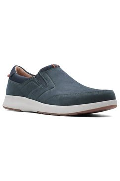 clarks sneakers »un trail step« blauw