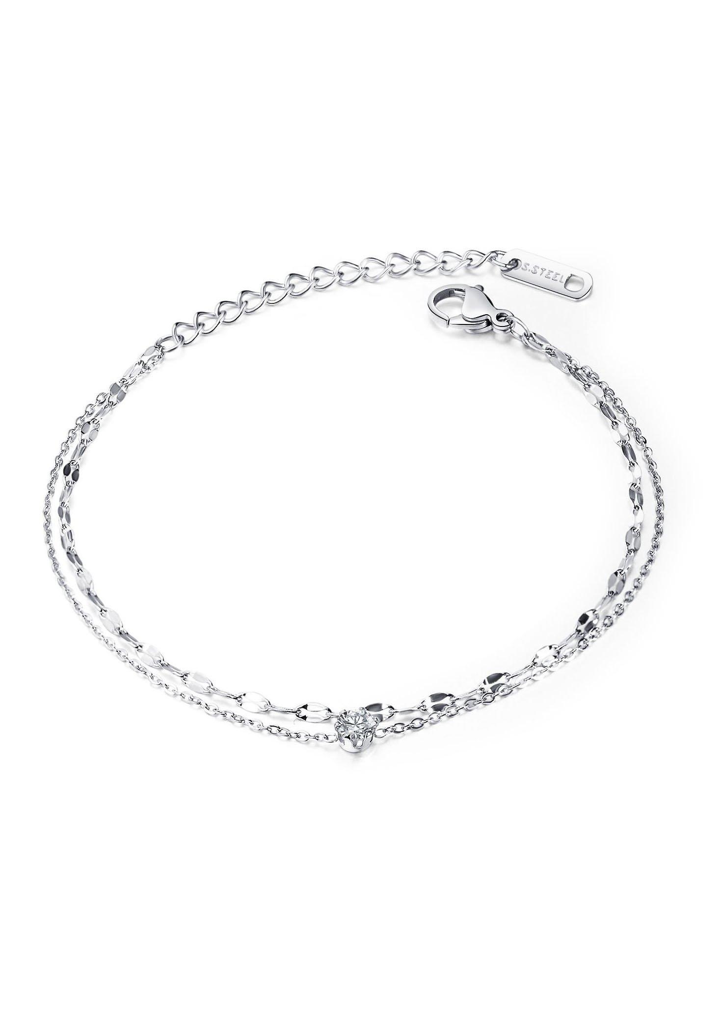 Firetti armband Glamour met zirkoon (synthetisch) bestellen: 30 dagen bedenktijd