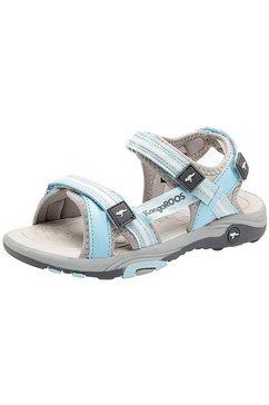 kangaroos sandalen »k-leni« blauw