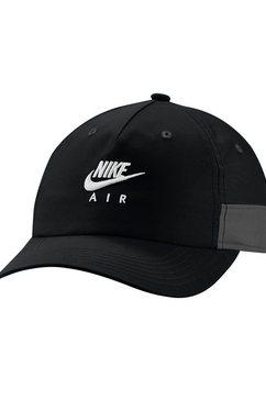 nike sportswear baseballcap zwart