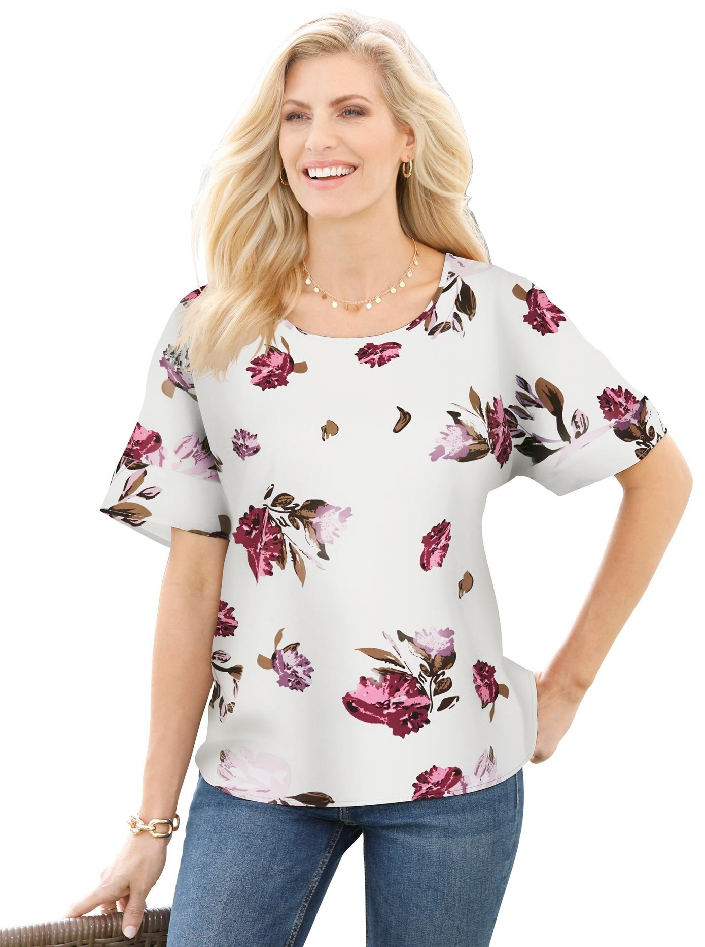 Classic Basics lange blouse nu online bestellen
