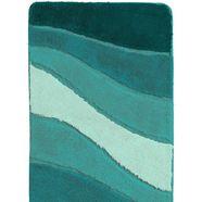 meusch badmat blauw