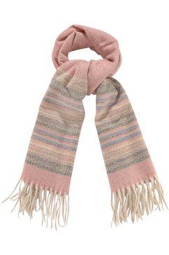 j jayz modieuze sjaal roze