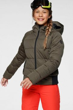 brunotti ski-jack »firecrown« groen