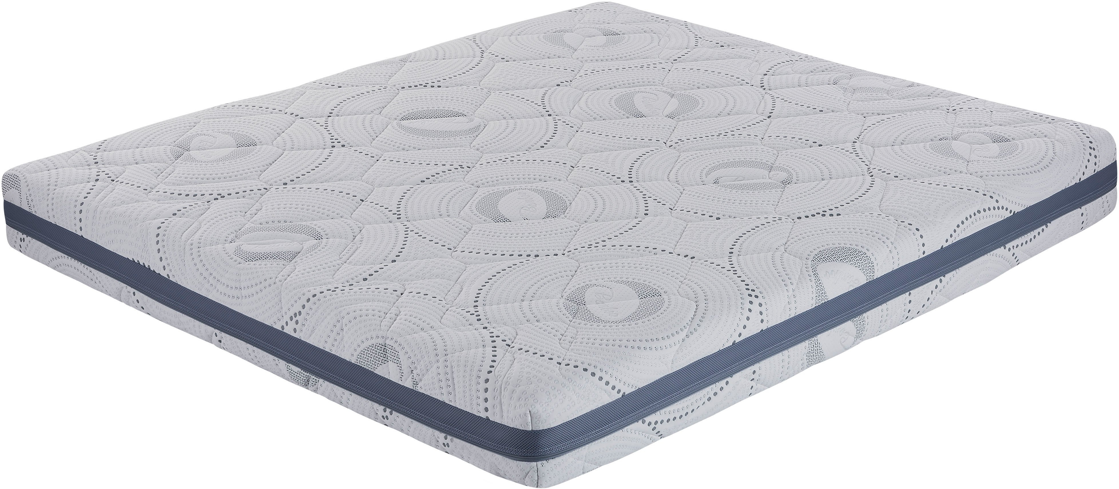 Magniflex comfortschuimmatras Comfort Memory Deluxe 2 cm hoge visco-toplaag in de bekleding vastgestikt en extra ingewerkt hoogte 22 cm online kopen op otto.nl