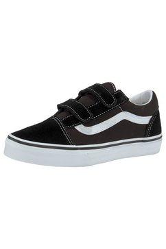 vans sneakers old skool v zwart
