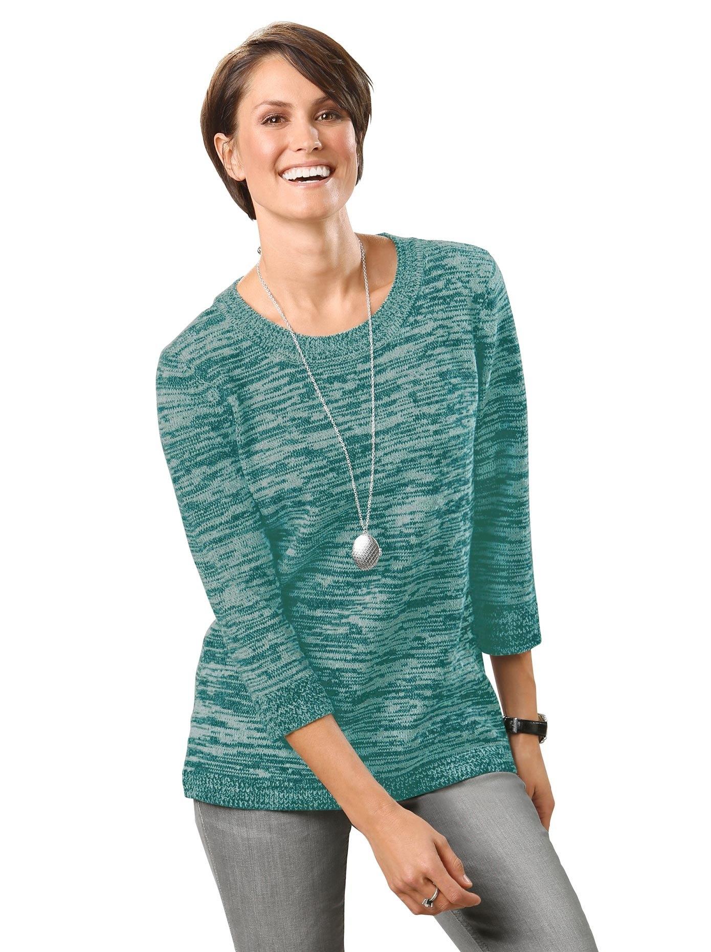 Classic Basics trui met een ronde hals bestellen: 30 dagen bedenktijd