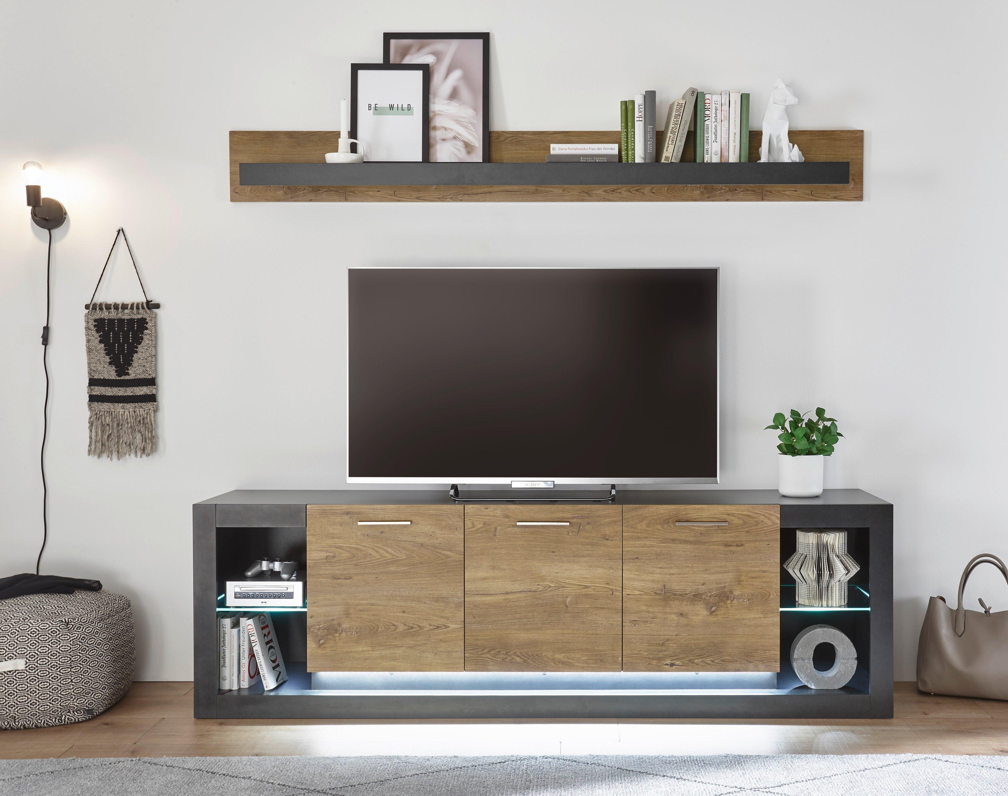 Places of Style tv-meubel TAMARA Van hoge kwaliteit bestellen: 30 dagen bedenktijd