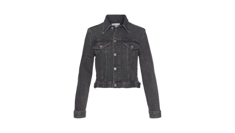 Calvin Klein jeansjack »CROPPED DENIM JACKET«