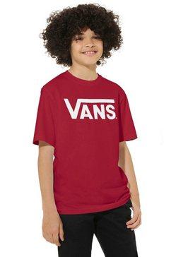 """vans t-shirt »vans classic boys """"« rood"""