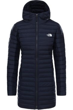 the north face donsjack blauw