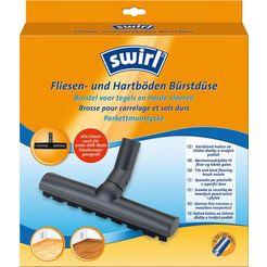 swirl zuigmond swirl borstelzuigmond voor tegels en harde vloeren (set, 3-delig) zwart