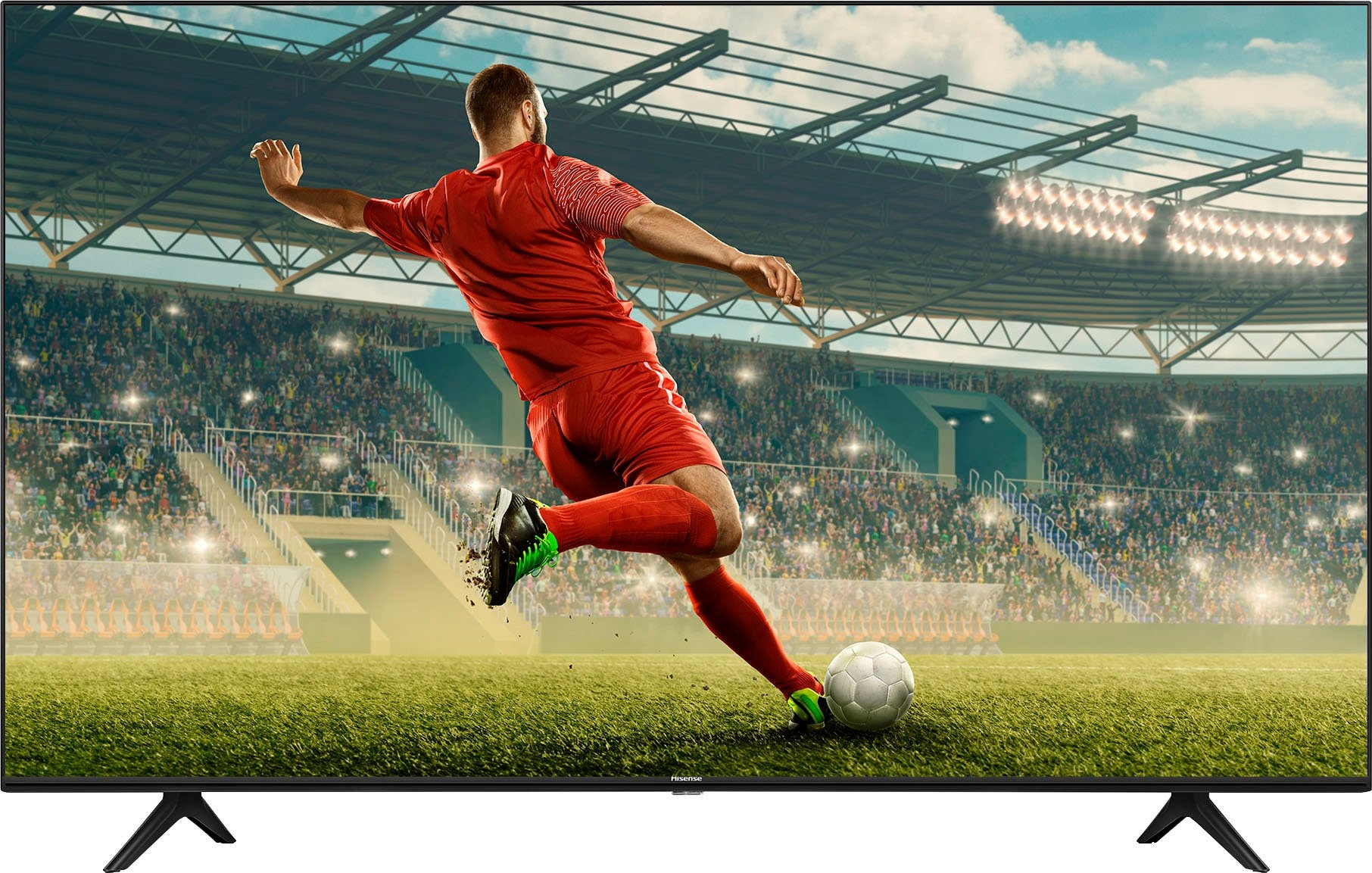 Hisense led-TV 55AE7010F, 139 cm / 55
