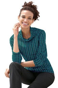 classic basics colshirt groen