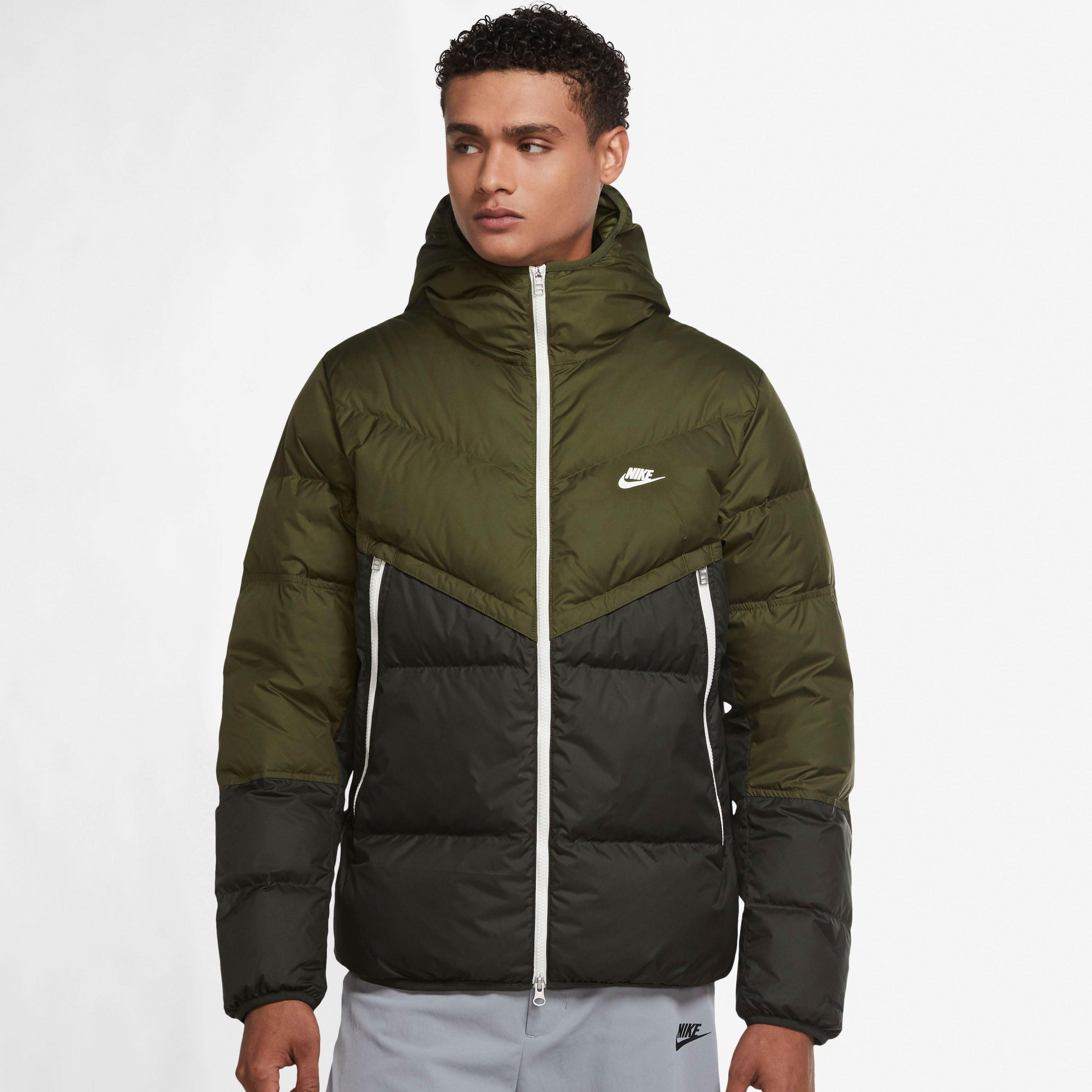 Nike Sportswear donsjack STORM-FIT WINDRUNNER MENS HOODED JACKET goedkoop op otto.nl kopen