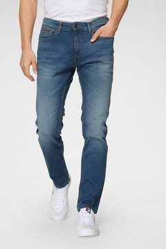tommy jeans slim fit jeans slim scanton blauw