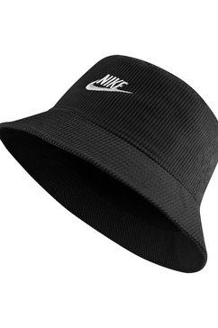 nike sportswear vissershoed nike sportswear bucket hat zwart