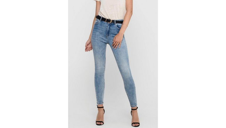 Only high-waist jeans ONLMILA LIFE