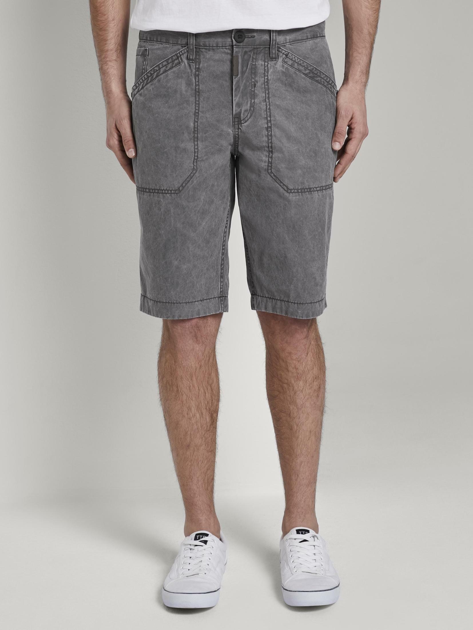 TOM TAILOR short »Josh Regular Slim Shorts« bestellen: 30 dagen bedenktijd