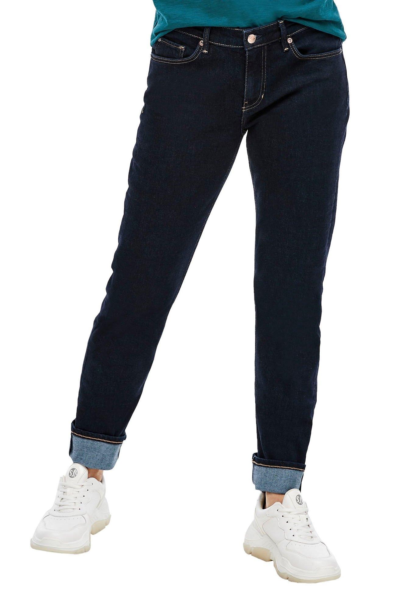 s.Oliver regular fit jeans »Karolin« - verschillende betaalmethodes