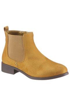 city walk chelsea-boots geel