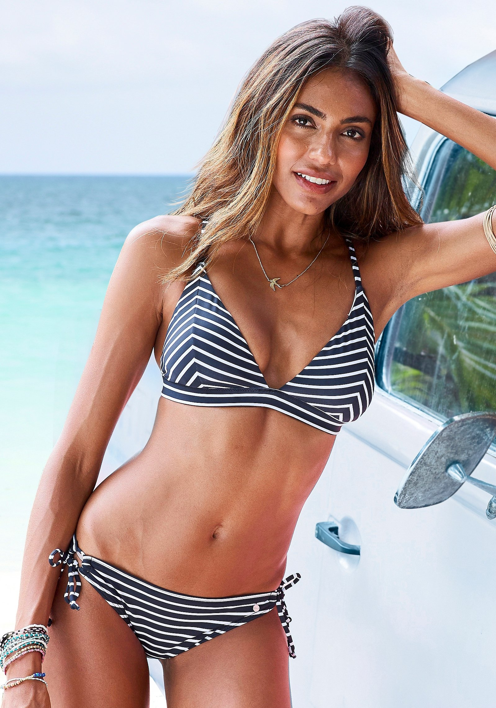 s.Oliver RED LABEL Beachwear bikinibroekje HILL in trendy design bestellen: 30 dagen bedenktijd