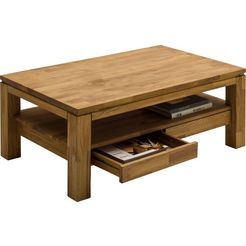 mca furniture salontafel bruin