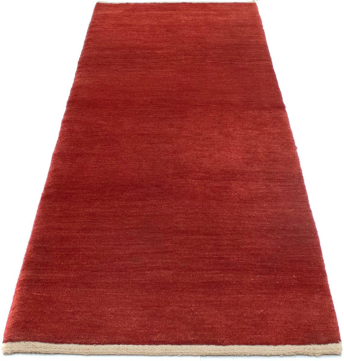 morgenland wollen kleed Gabbeh Teppich handgeknüpft rot handgeknoopt - gratis ruilen op otto.nl