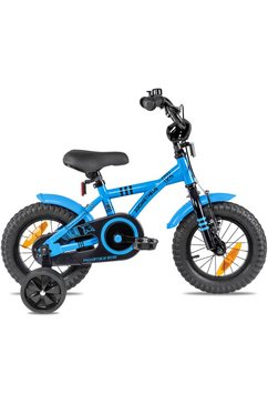 prometheus bicycles kinderfiets hawk blauw