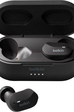 belkin wireless in-ear-hoofdtelefoon soundform zwart
