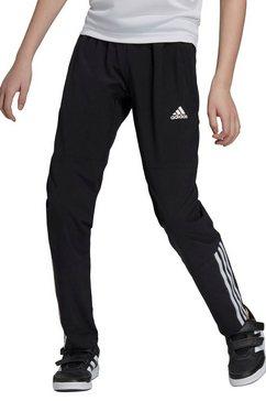 adidas performance trainingsbroek »yb tr eq w pt c« zwart