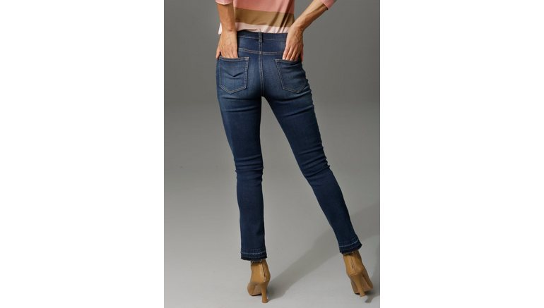Aniston CASUAL bootcut jeans