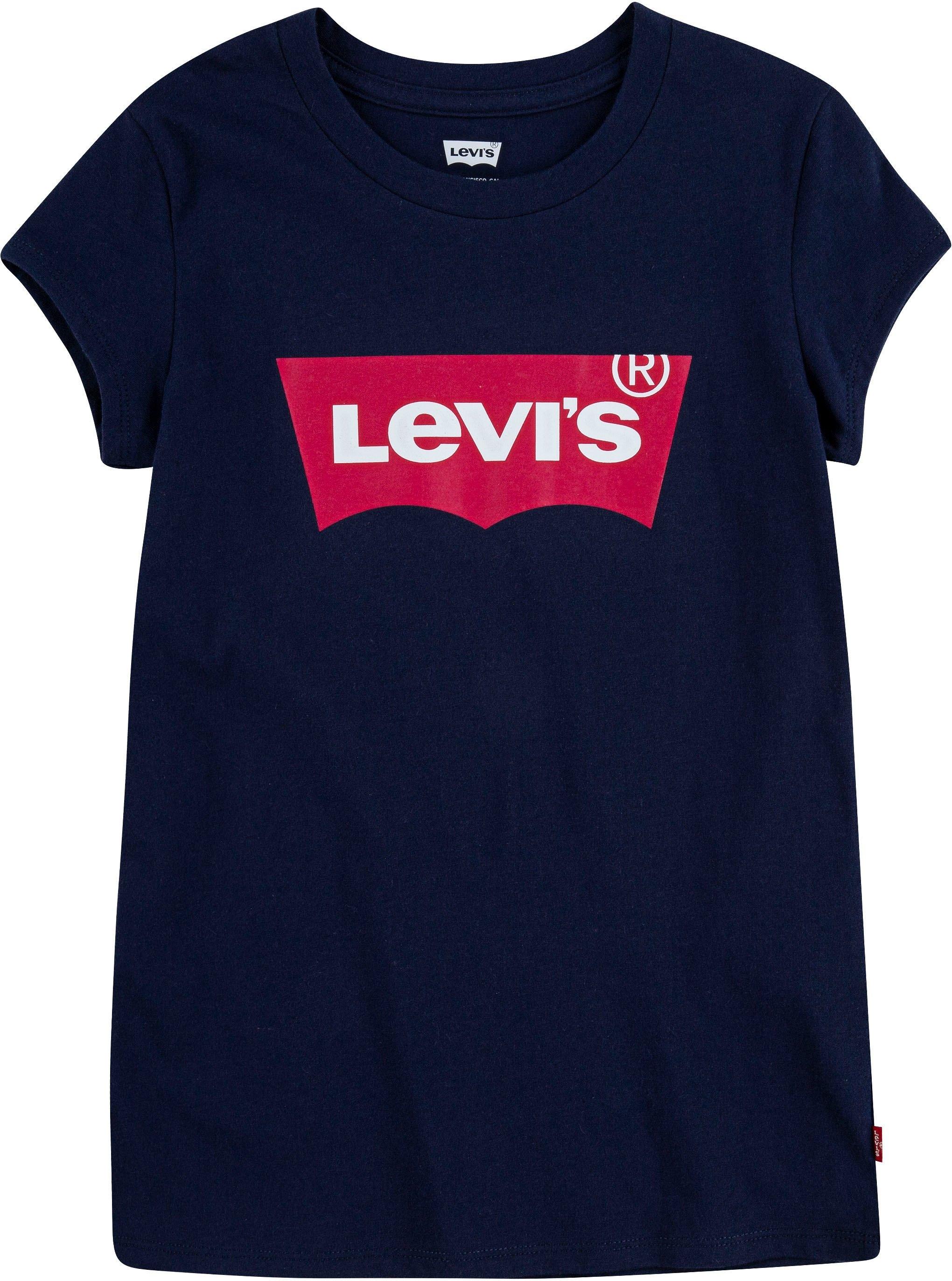 Levi's Kidswear T-shirt »LEVI´S Short Sleeved Batwing Tee« voordelig en veilig online kopen