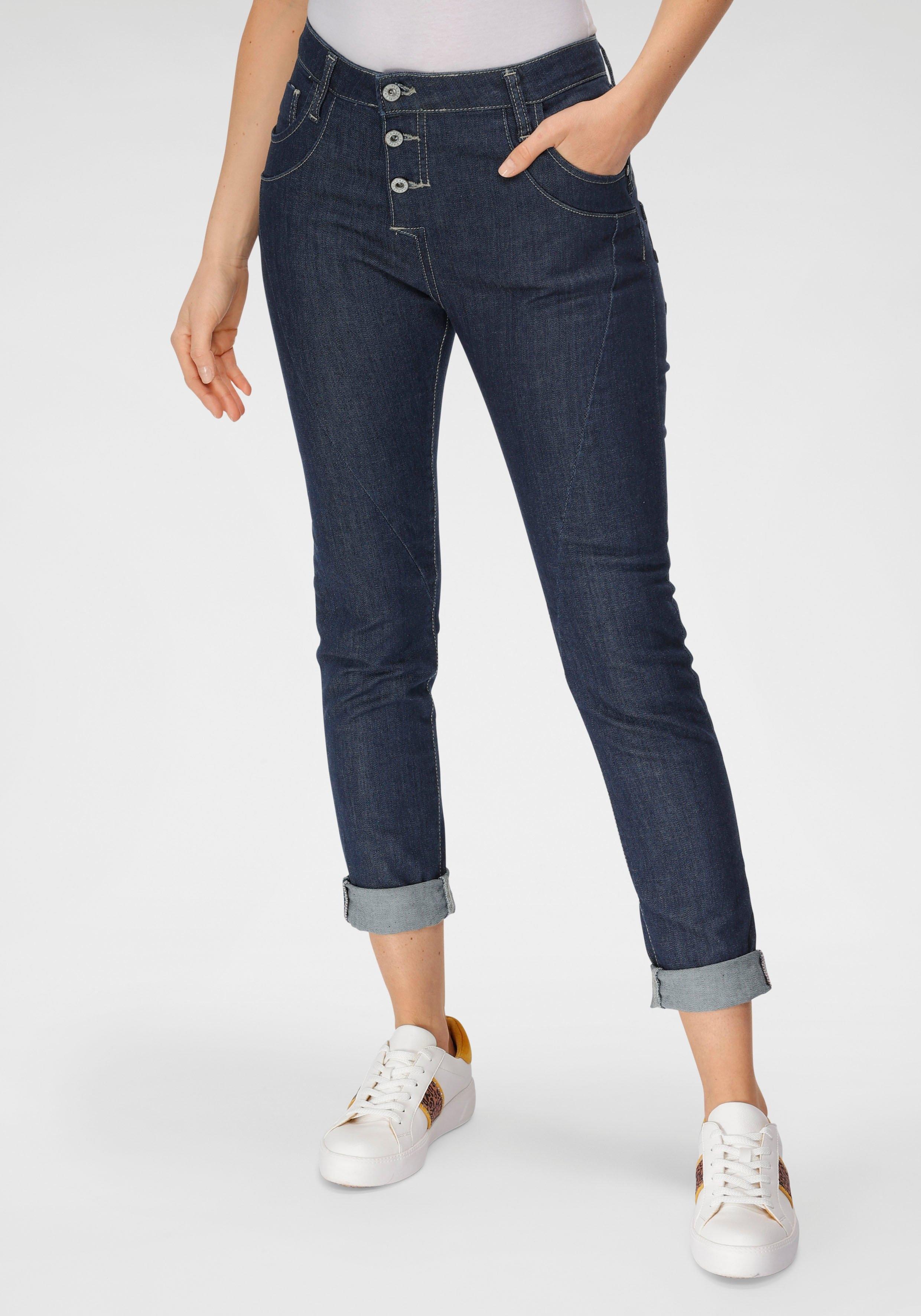 Please Jeans boyfriendjeans P 78A Original boyfriend-cut voordelig en veilig online kopen