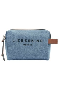 liebeskind berlin make-uptasje blauw