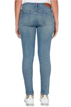 tommy hilfiger slim fit jeans blauw