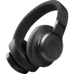 jbl over-ear-hoofdtelefoon live 660nc draadloos zwart